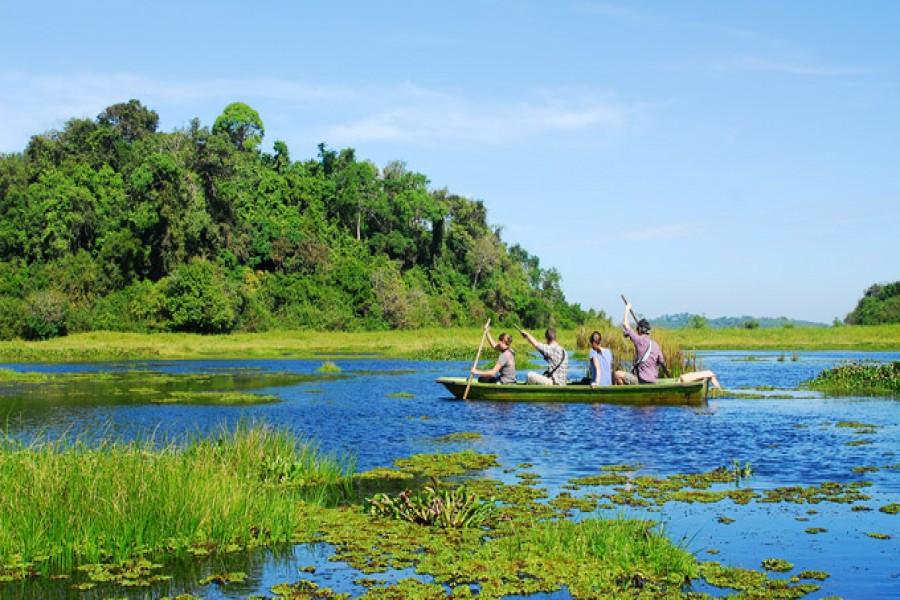 Cat Tien national park in Dalat Vietnam