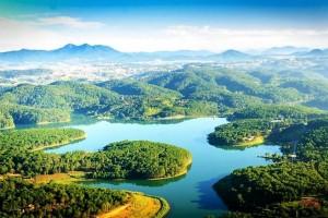 Tuyen Lam Lake - Da lat