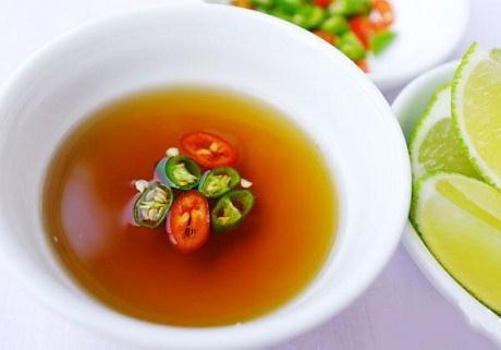 Fish sauce in vietnamese cuisine