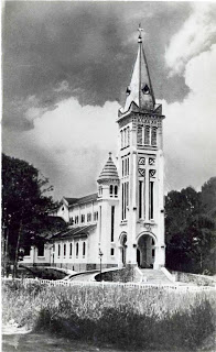 catheral church of Dalat