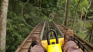 Roller coaster Dalat